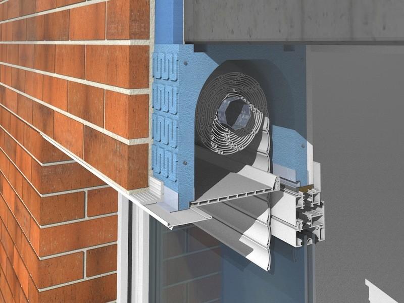 Cajaislant precio distribuidor oficial 974 473 254 presupuesto carpinter a aluminio technal - Cajon de persiana interior ...