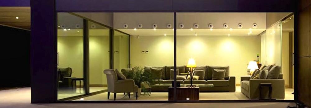 ventanas correderas de 3 y 4 carriles de aluminio carpinter a aluminio technal somfy climalit. Black Bedroom Furniture Sets. Home Design Ideas