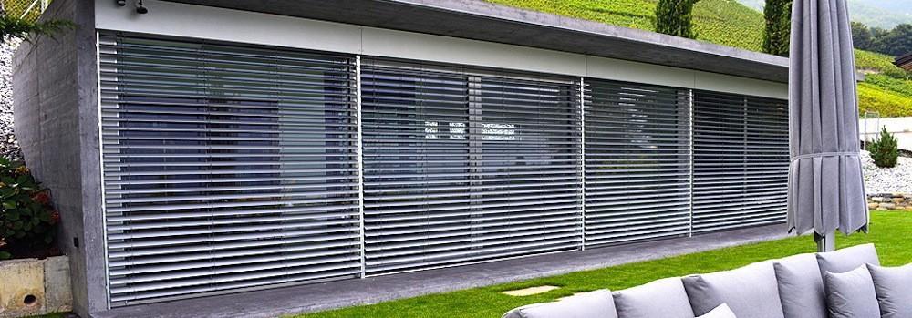 Ventanas correderas de 3 y 4 carriles de aluminio for Correderas de aluminio