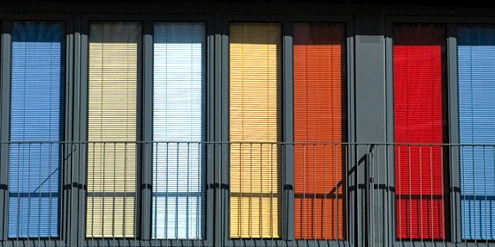 Colores en ventanas de aluminio technal carpinter a for Colores ventanas aluminio lacado