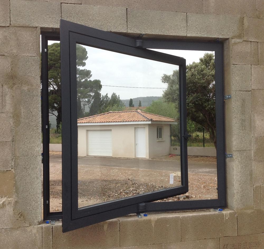 Colocaci n de ventanas de aluminio carpinter a aluminio for Tipos de aluminio para ventanas