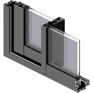 Technal corredera soleal carpinter a aluminio technal for Correderas de aluminio