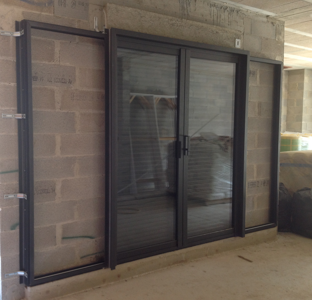 Colocacion de ventanas de aluminio latest vivienda for Colocacion de ventanas de aluminio