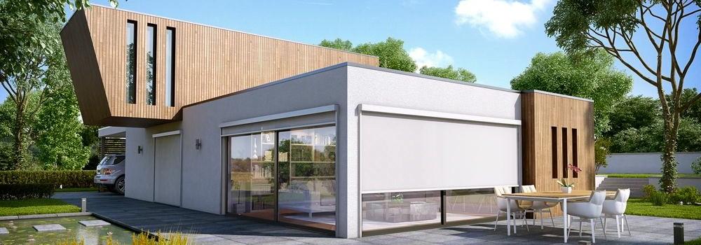 Precio toldo vertical de fachada solozip ventanas de for Fenetre verticale