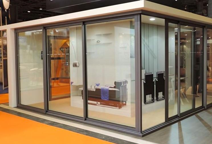 Corredera aluminio de esquina ventanas de aluminio for Correderas de aluminio