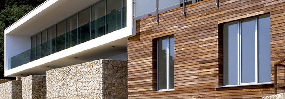 Ventanas para una casa pasiva carpinter a aluminio for Ventanas de aluminio economicas